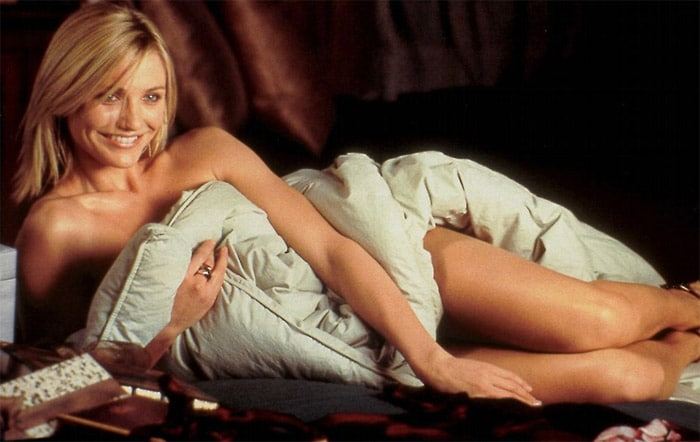 Cameron Diaz sex video