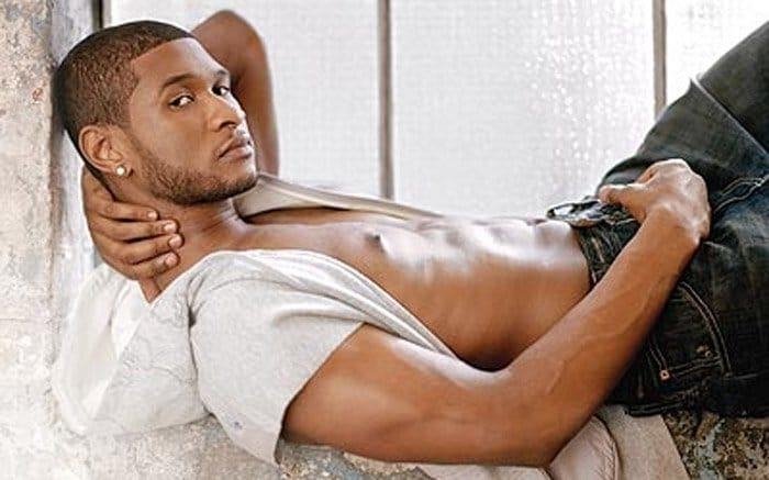 usher porn tape Apr 2016  Usher shared an almost completely nude selfie on SnapChat.