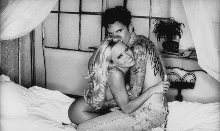 Tommy lee pamela anderson sex tape