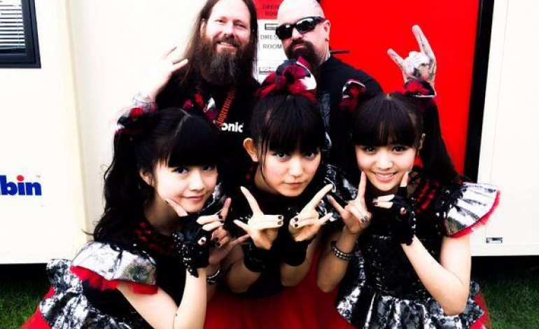 babymetal and slayer