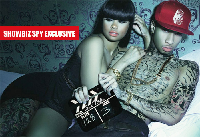 Blac Chyna Tyga Sex Tape Scandal Exposed Deal Already Done